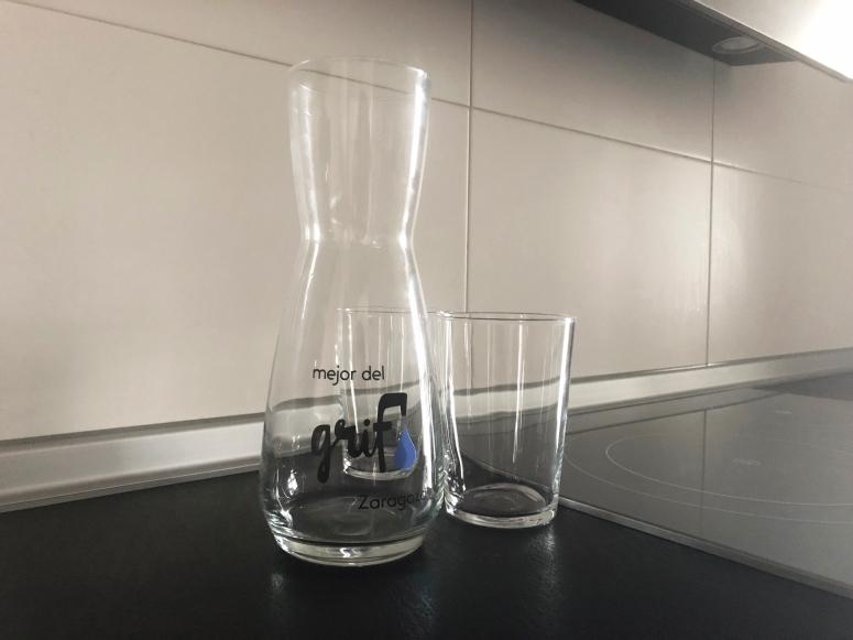 agua grifo en casa